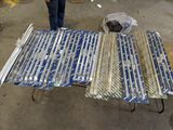 Lot of Grille Bars