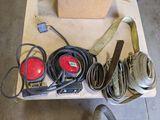 Ratchet Straps and Light Kit