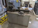 Atlas Press Company Lathe & Cabinet w/ Tooling / Accessories