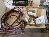 Jumper Cables & Fastener Header