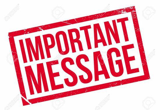 INFORMATION PLEASE READ