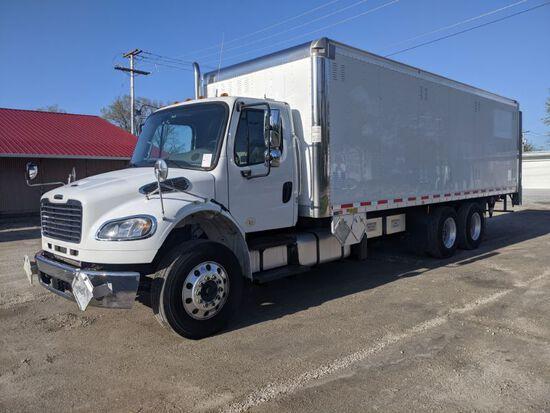 2016 Freightliner M2106 Box Truck
