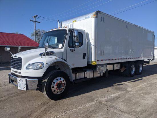 2015 Freightliner M2106 Box Truck