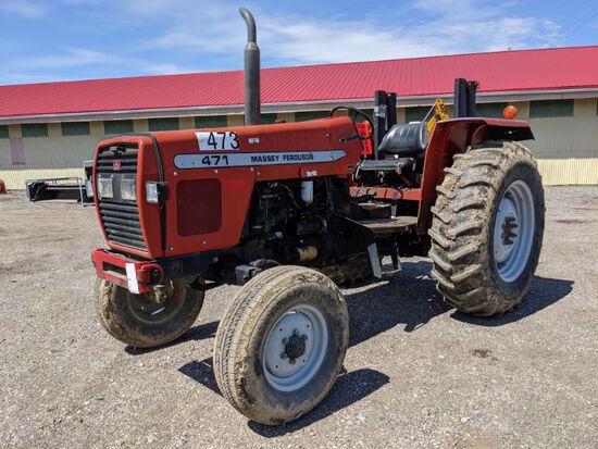 Massey Ferguson 471 Tractor