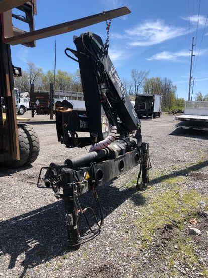 Hiab 071 Knuckle Crane