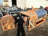 Commercial Tree Fertilizer Stainless Steel Tank