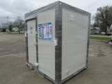 Portable Toilet With Shower & Sink
