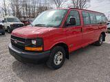 2004 Chevy 3500 Passenger Van