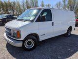 2002 Chevy G1500 Cargo Van