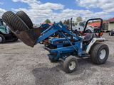 1996 Ford 1720 Tractor