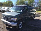 1992 Ford E250 Cargo Van