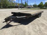 2002 Central Deck Over Equipment Trailer
