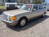 1988 Mercedes 126