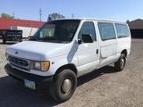 1999 Ford E350 Cargo Van