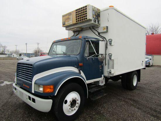 1991 International 4700 Reefer Truck