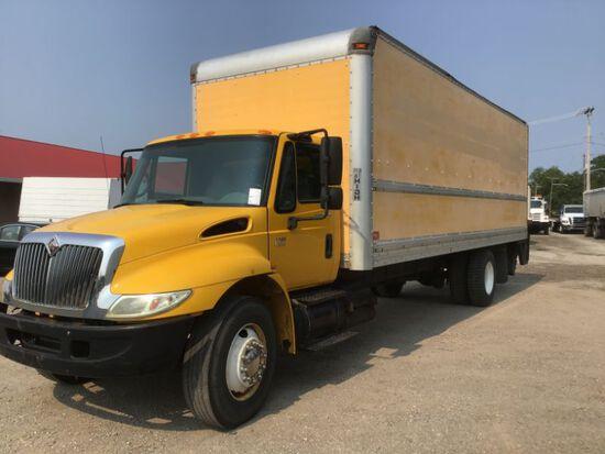 2007 International 4300 Box Truck