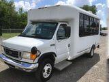 2007 Ford E 450 Passenger Bus