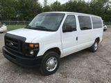 2010 Ford E150 Passanger Van