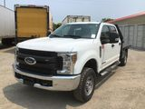 2018 Ford F-250 Flatbed