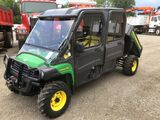 2018 John Deere XUV825M S4 Gator