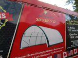 20x30x12 Dome Storage Shelter