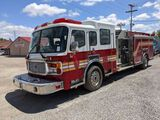 2005 American Lafrance Meropolitan Fire Engine