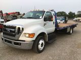 2012 Ford F650 Roll Off