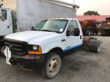 2001 Ford F550 Chassis