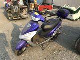 2006 Shanghai JL50QT Moped