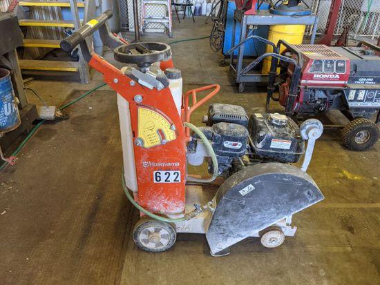 "Husqvarna FS40 LV 18"" Concrete Wet Saw"
