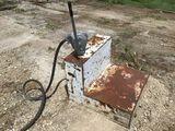 50 Gallon Fuel Tank w/ Hand Pump