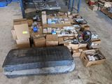Large Lot Various Oil & Air Filters
