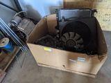 Radiator & Misc Truck Parts