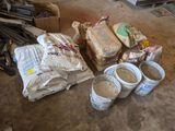 Bag Cement & Calcium Cholride