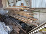 Large Group of 2x4 For Concrete Forms