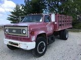1980 Chevy 79 Stake Bed