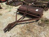 5' Sears Roebuck Push Box