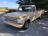 1968 Ford F100 Pickup Truck