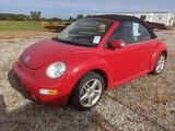 2005 Volkswagen Beetle Bug