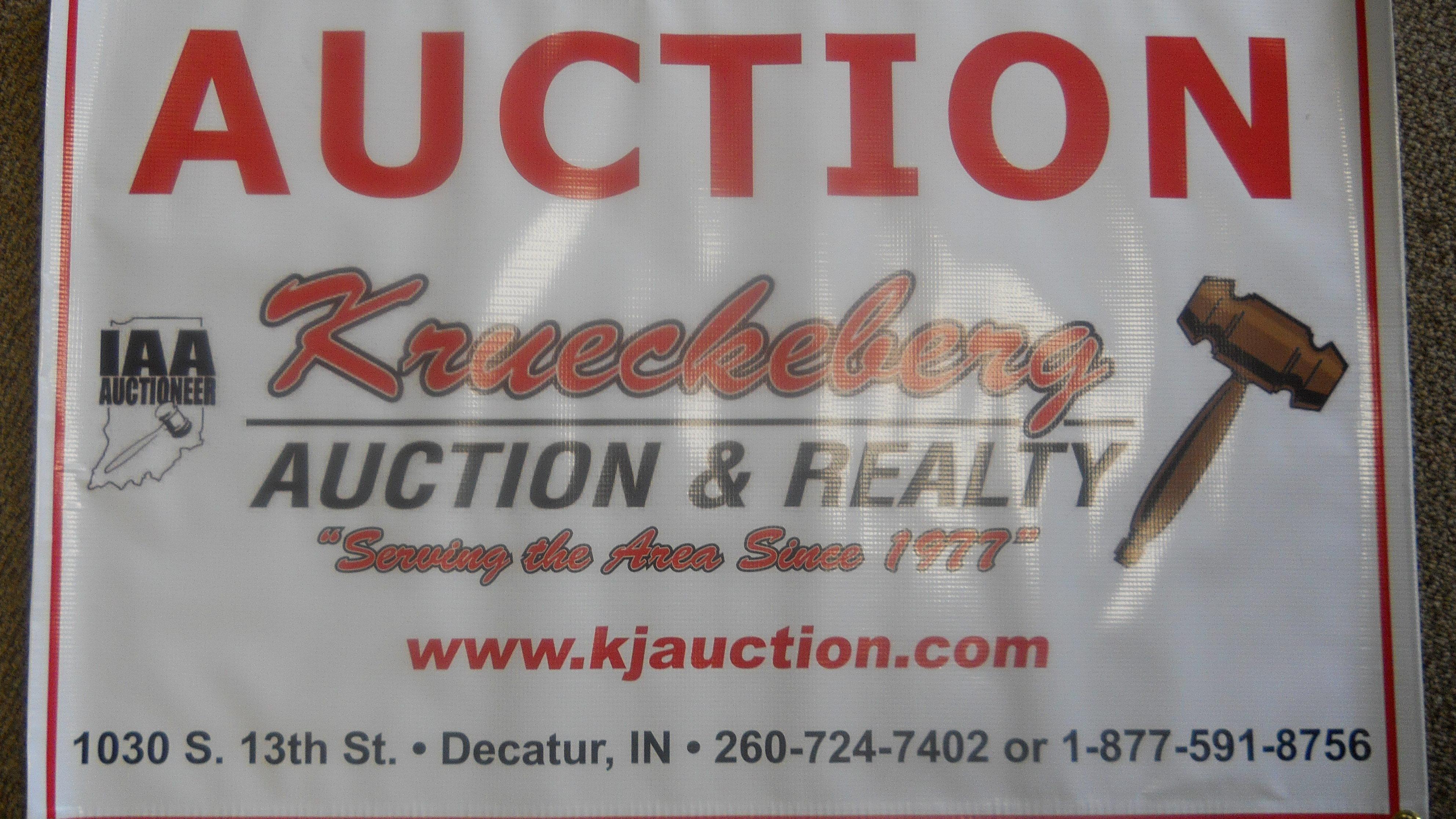 Krueckeberg Auction & Realty LLC