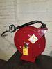 Alemite Retractable Oil Reel w/Meter