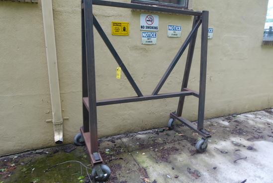 A-Frame Racks, Dock Plate, Etc., Asst.  (Lot)