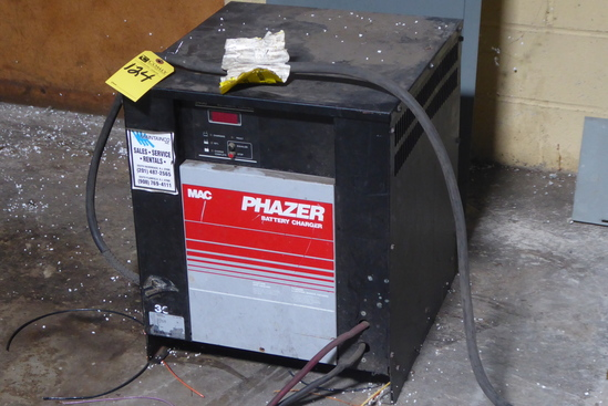 Phazer 36 Volt Electric Battery Charger