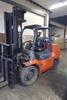 Toyota LP Gas Forklift w/10' Forks, m/n 7FGOU70, 1,804 Hours