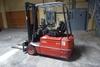 Linde Electric Forklift w/Side Shift