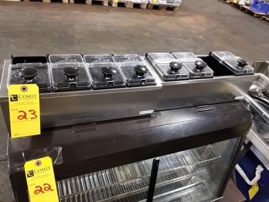 Server Condiment Dispenser Stations