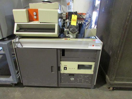 LGG Gas Chromatography Mass Spectrometry