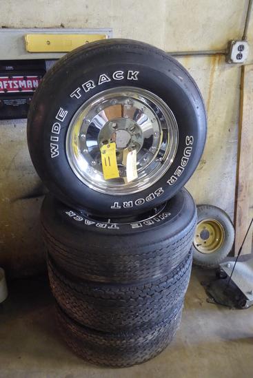 Crager Chrome Wheels