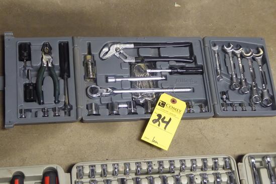 Allied 3/8 Socket & Wrench Set