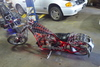 Loncin Black Widow Motorcycle